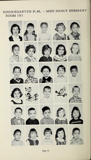 Adams Elementary School - Adams Eagle Yearbook (Fort Wayne, IN) online yearbook collection, 1966 Edition, Page 34