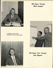 Page 11, 1969 Edition, Will Rogers Junior High School - Astronaut Yearbook (Miami, OK) online yearbook collection