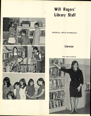 Page 14, 1969 Edition, Will Rogers Junior High School - Astronaut Yearbook (Miami, OK) online yearbook collection
