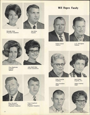 Page 16, 1969 Edition, Will Rogers Junior High School - Astronaut Yearbook (Miami, OK) online yearbook collection