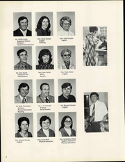 Page 12, 1974 Edition, Will Rogers Junior High School - Astronaut Yearbook (Miami, OK) online yearbook collection