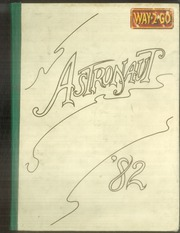 1982 Edition, Will Rogers Junior High School - Astronaut Yearbook (Miami, OK)