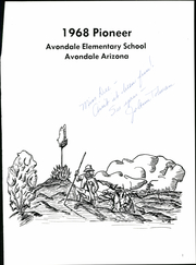 Page 5, 1968 Edition, Avondale Elementary School - Pioneer Yearbook (Avondale, AZ) online yearbook collection