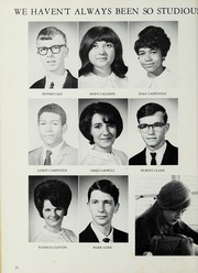 Page 16, 1970 Edition, Buffalo Gap High School - Golden Bison Yearbook (Swoope, VA) online yearbook collection