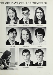 Page 17, 1970 Edition, Buffalo Gap High School - Golden Bison Yearbook (Swoope, VA) online yearbook collection