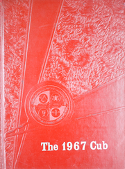 Page 1, 1967 Edition, Central Junior High School - Cub Yearbook (Kansas City, KS) online yearbook collection