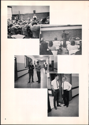 Page 10, 1967 Edition, Central Junior High School - Cub Yearbook (Kansas City, KS) online yearbook collection