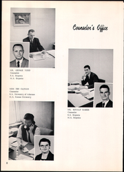 Page 12, 1967 Edition, Central Junior High School - Cub Yearbook (Kansas City, KS) online yearbook collection