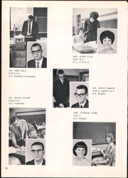 Page 14, 1967 Edition, Central Junior High School - Cub Yearbook (Kansas City, KS) online yearbook collection