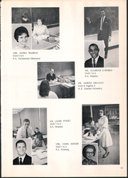 Page 15, 1967 Edition, Central Junior High School - Cub Yearbook (Kansas City, KS) online yearbook collection