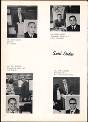 Page 16, 1967 Edition, Central Junior High School - Cub Yearbook (Kansas City, KS) online yearbook collection