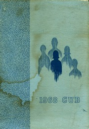 1968 Edition, Central Junior High School - Cub Yearbook (Kansas City, KS)