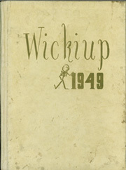 1949 Edition, Litchfield High School - Wickiup Yearbook (Litchfield Park, AZ)