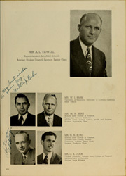 Page 15, 1949 Edition, Litchfield High School - Wickiup Yearbook (Litchfield Park, AZ) online yearbook collection