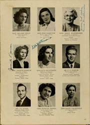 Page 16, 1949 Edition, Litchfield High School - Wickiup Yearbook (Litchfield Park, AZ) online yearbook collection