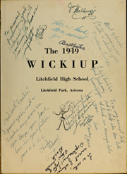Page 5, 1949 Edition, Litchfield High School - Wickiup Yearbook (Litchfield Park, AZ) online yearbook collection