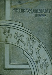 1950 Edition, Litchfield High School - Wickiup Yearbook (Litchfield Park, AZ)