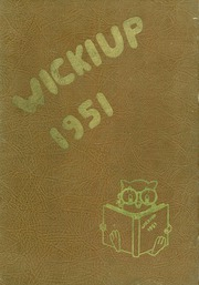 1951 Edition, Litchfield High School - Wickiup Yearbook (Litchfield Park, AZ)