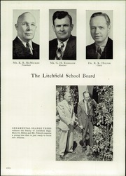 Page 15, 1951 Edition, Litchfield High School - Wickiup Yearbook (Litchfield Park, AZ) online yearbook collection