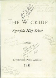 Page 5, 1951 Edition, Litchfield High School - Wickiup Yearbook (Litchfield Park, AZ) online yearbook collection