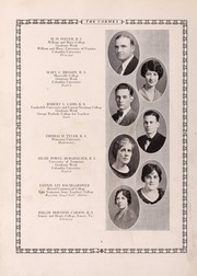 Page 10, 1928 Edition, Tennessee High School - Cadmea Yearbook (Bristol, TN) online yearbook collection