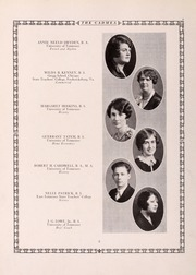 Page 12, 1928 Edition, Tennessee High School - Cadmea Yearbook (Bristol, TN) online yearbook collection