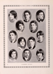Page 14, 1928 Edition, Tennessee High School - Cadmea Yearbook (Bristol, TN) online yearbook collection
