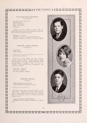 Page 17, 1928 Edition, Tennessee High School - Cadmea Yearbook (Bristol, TN) online yearbook collection