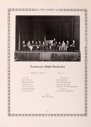 Page 70, 1928 Edition, Tennessee High School - Cadmea Yearbook (Bristol, TN) online yearbook collection