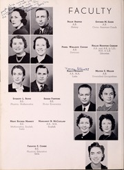 Page 14, 1942 Edition, Tennessee High School - Cadmea Yearbook (Bristol, TN) online yearbook collection