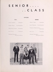 Page 17, 1942 Edition, Tennessee High School - Cadmea Yearbook (Bristol, TN) online yearbook collection