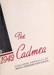 Page 7, 1942 Edition, Tennessee High School - Cadmea Yearbook (Bristol, TN) online yearbook collection