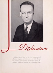 Page 9, 1942 Edition, Tennessee High School - Cadmea Yearbook (Bristol, TN) online yearbook collection