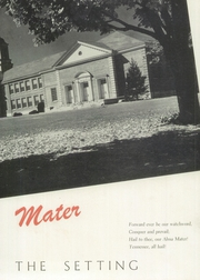 Page 11, 1948 Edition, Tennessee High School - Cadmea Yearbook (Bristol, TN) online yearbook collection