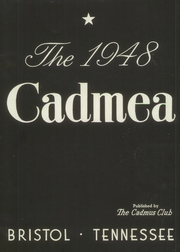 Page 7, 1948 Edition, Tennessee High School - Cadmea Yearbook (Bristol, TN) online yearbook collection
