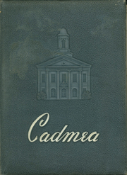 Page 1, 1955 Edition, Tennessee High School - Cadmea Yearbook (Bristol, TN) online yearbook collection