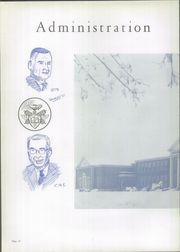 Page 14, 1955 Edition, Tennessee High School - Cadmea Yearbook (Bristol, TN) online yearbook collection