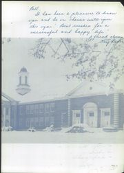 Page 15, 1955 Edition, Tennessee High School - Cadmea Yearbook (Bristol, TN) online yearbook collection