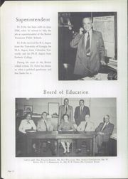 Page 16, 1955 Edition, Tennessee High School - Cadmea Yearbook (Bristol, TN) online yearbook collection
