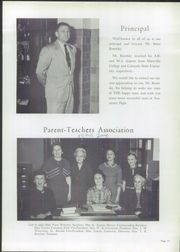 Page 17, 1955 Edition, Tennessee High School - Cadmea Yearbook (Bristol, TN) online yearbook collection