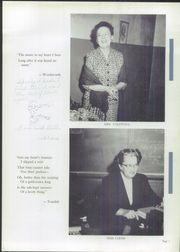 Page 9, 1955 Edition, Tennessee High School - Cadmea Yearbook (Bristol, TN) online yearbook collection