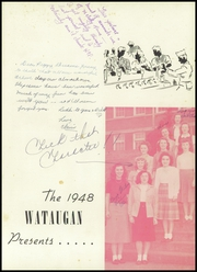 Page 5, 1948 Edition, Science Hill High School - Wataugan Yearbook (Johnson City, TN) online yearbook collection