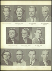 Page 12, 1954 Edition, Bartlett High School - Panther Parade Yearbook (Bartlett, TN) online yearbook collection