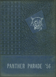 1956 Edition, Bartlett High School - Panther Parade Yearbook (Bartlett, TN)