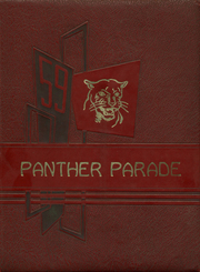 1959 Edition, Bartlett High School - Panther Parade Yearbook (Bartlett, TN)