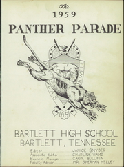 Page 5, 1959 Edition, Bartlett High School - Panther Parade Yearbook (Bartlett, TN) online yearbook collection
