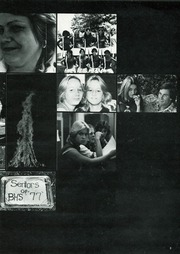 Page 7, 1977 Edition, Bartlett High School - Panther Parade Yearbook (Bartlett, TN) online yearbook collection