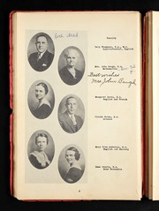 Page 8, 1934 Edition, Franklin High School - Cornerstone Yearbook (Franklin, TN) online yearbook collection