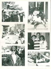 Page 10, 1987 Edition, Franklin High School - Cornerstone Yearbook (Franklin, TN) online yearbook collection