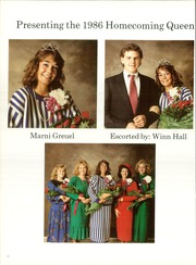 Page 16, 1987 Edition, Franklin High School - Cornerstone Yearbook (Franklin, TN) online yearbook collection